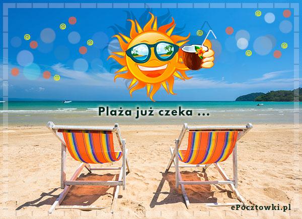 Plaża już czeka!