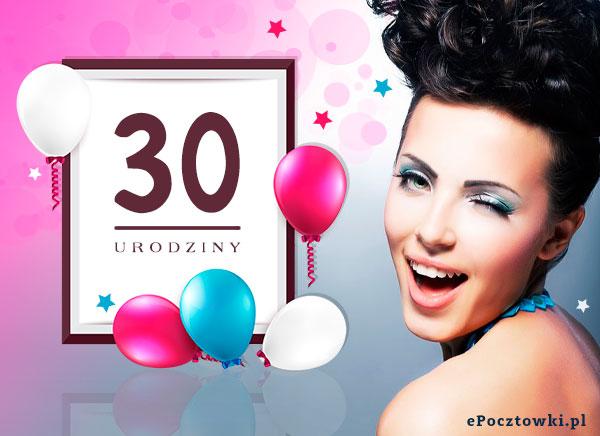Szalone 30 Urodziny