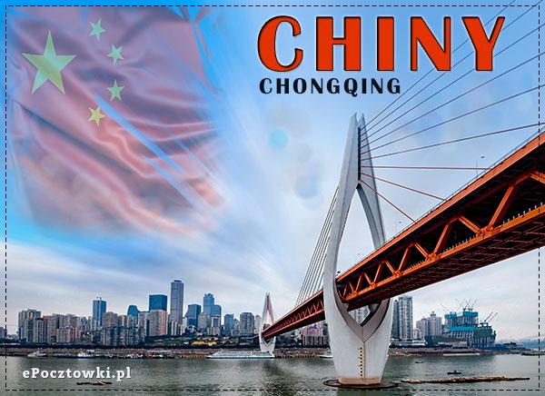 Chiny - Chongqing