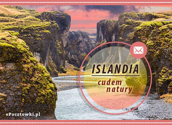 Islandia - cudem natury