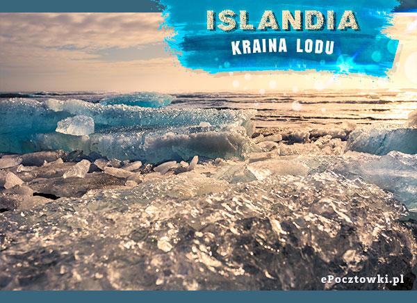 Islandia - Kraina lodu
