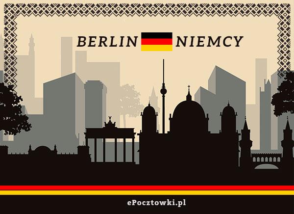 Kartka z Berlina