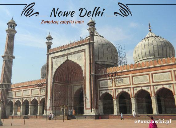 Nowe Delhi zachwyca!