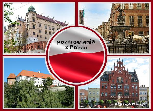 Pozdrowienia z Polski