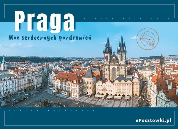 Pozdrowienia z Pragi