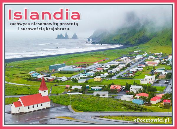Zachwycająca Islandia