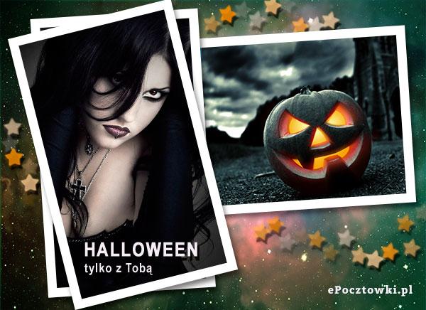 Halloween tylko z Tobą!