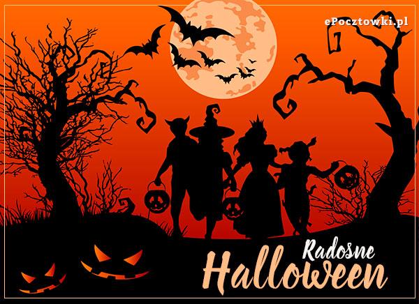 Radosne Halloween