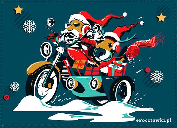 Szalony Święty Mikołaj