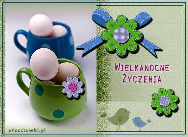 Karteczka na Wielkanoc