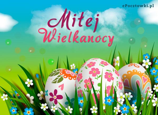 Miłej Wielkanocy