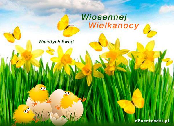 Wiosennej Wielkanocy
