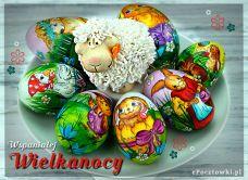 Darmowa kartka elektroniczna Wspaniałej Wielkanocy | e Pocztówki
