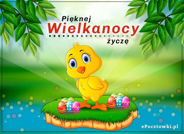 Pięknej Wielkanocy