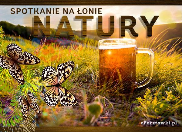 Spotkanie na łonie natury
