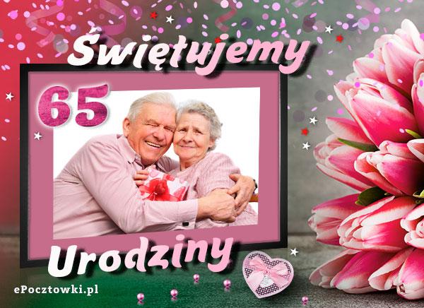 Świętujemy 65 urodziny
