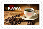 Znaczek_Kawa