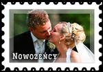 Znaczek_Nowożeńcy