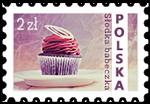 Znaczek_Słodka_Babeczka
