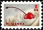 Znaczek_Wisienka