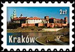 Znaczek_Kraków