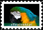 Znaczek_Papuga