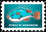 Znaczek_Rybka