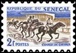 Znaczek_Senegal