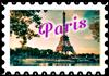 Znaczek_Paris